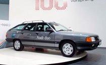 1989 Audi duo