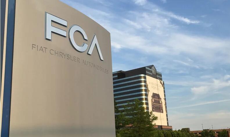 尾气排放未达标 FCA拟在美国和加拿大召回96.5万辆汽车
