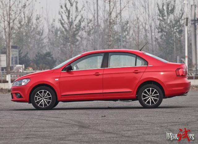 评测一汽大众捷达Sportline 1.4T车型-捷达 大众 评测中心高清图片