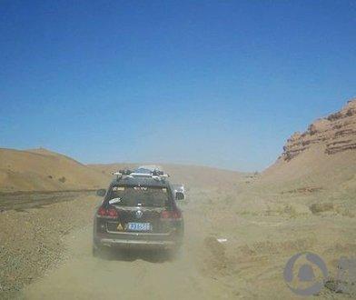 我们自驾去沙漠―巴丹吉林沙漠 越野自驾游