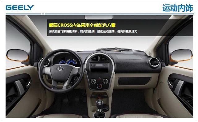 [国内车讯]熊猫CROSS或3月上市 推4款车型
