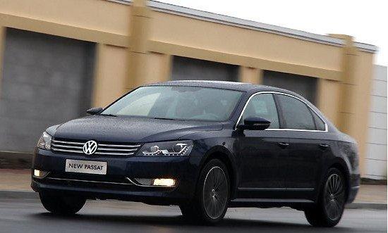 上海大众全新帕萨享受2年6万公里整车保修