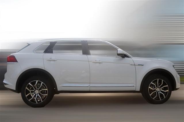 曝大迈X7新车型谍照 搭载8AT变速箱