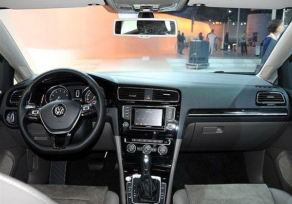 [新车解析]一汽-大众全新高尔夫车展首发