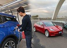 电动车与燃油车的区别