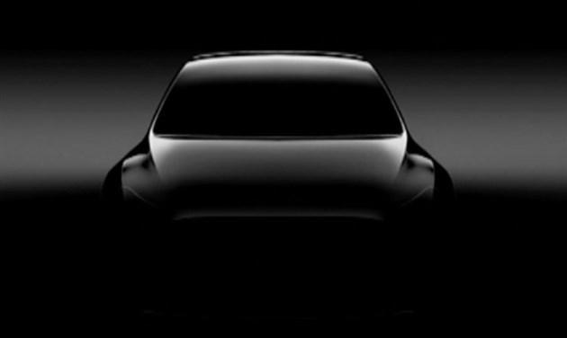 特斯拉推入门SUV Model Y与Model 3共享平台