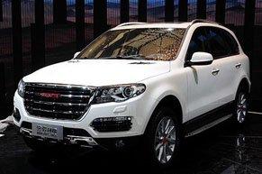 [国内车讯]哈弗H8或广州车展上市 推6款车