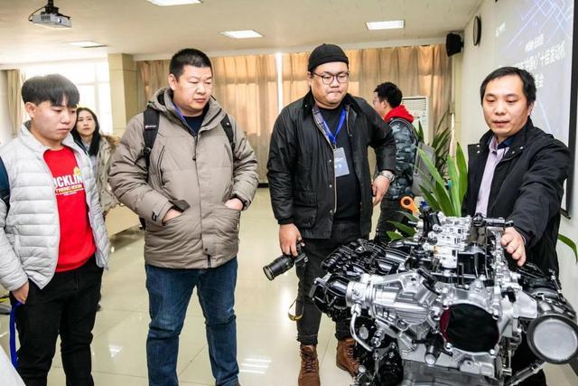 """核心参数超越德系 长城GW4C20B 2.0T汽油机再获""""中"""