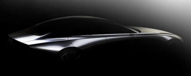 马自达公布两款观点车预告图 10月25日亮相