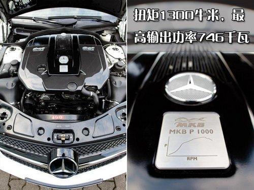 全球限量350辆 奔驰SL65 AMG暴力改装版
