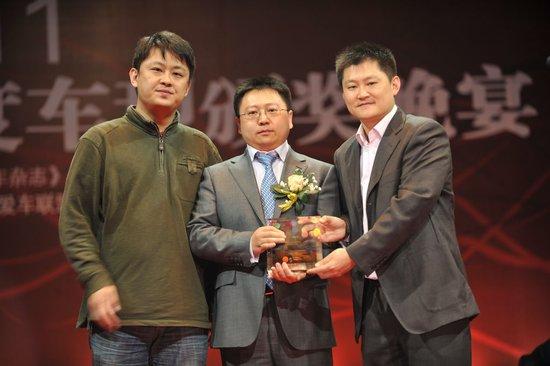 年度国产经济型轿车:东风日产玛驰