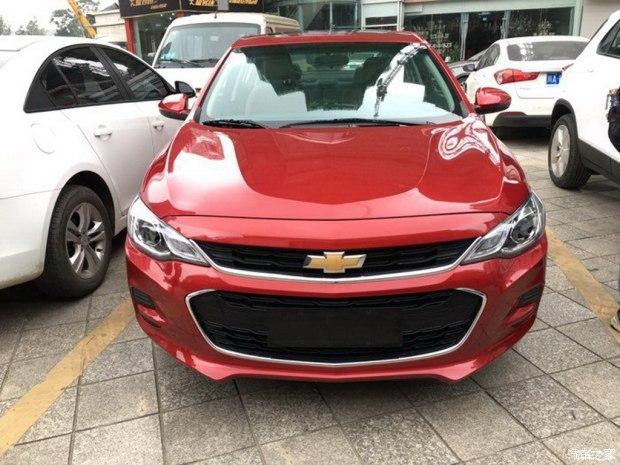 2016成都车展探馆:雪佛兰科沃兹实车_汽车_腾讯网