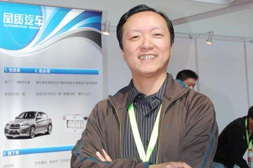 张炤虎:北京车展将超越东京和底特律车展