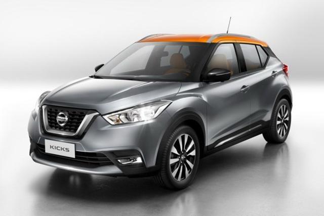 东风日产将推出小型SUV 瞄准本田缤智等