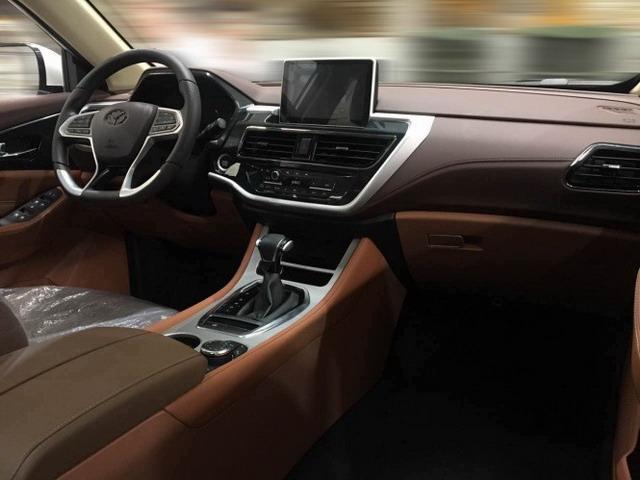 全新自主大7座SUV 9月27日北汽幻速S7预售