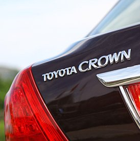 大气舒适 腾讯试驾丰田皇冠Royal Saloon