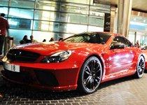 迪拜王子极品座驾法拉利599GTO