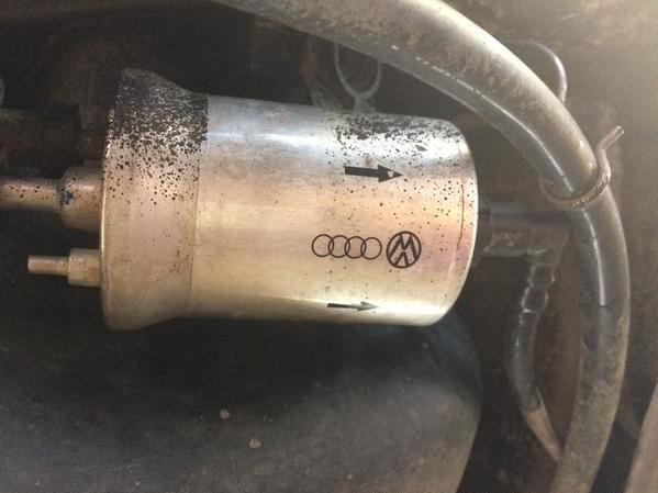 汽油滤芯不按时更换汽车就会有这些征兆