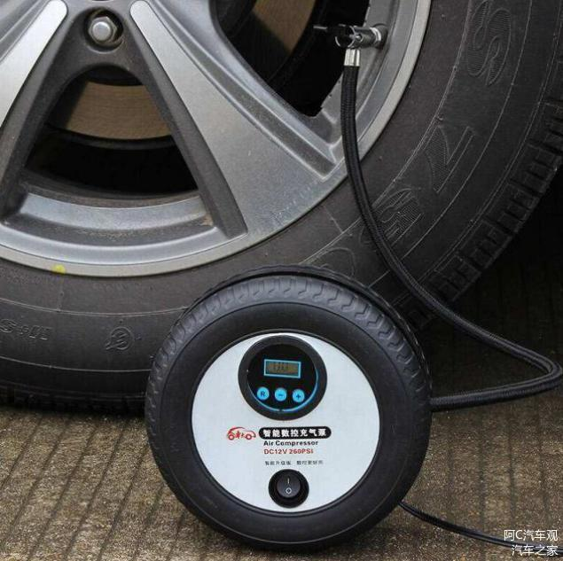汽车轮胎需要多久打一次气 一起来了解一下