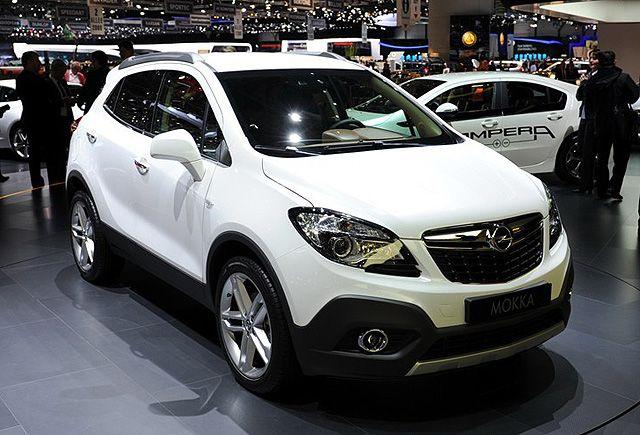[国内车讯]欧宝版昂克拉有望年内进口上市