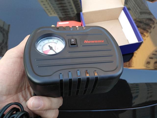 腾讯用品评测第87期:评测车载应急充气泵