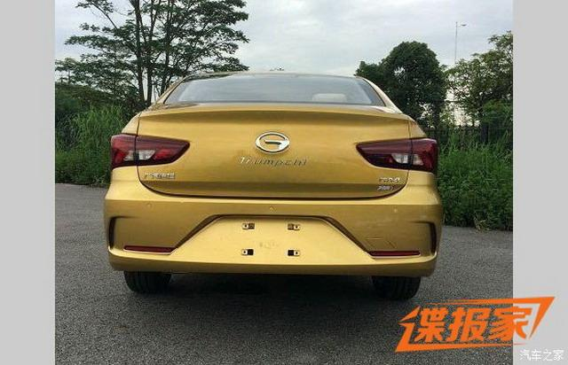 全新紧凑型轿车 传祺GA4将于2018年上市