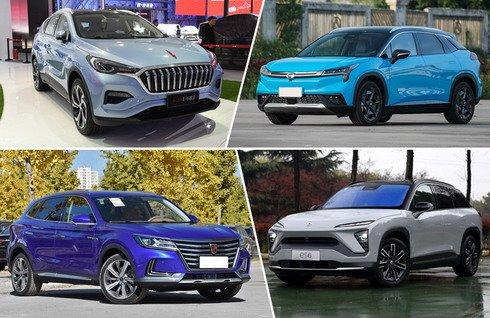 不以续航论高低4款国潮新豪华纯电动SUV推荐