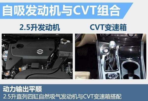 东风日产西玛即将上市 预售25.58万元起