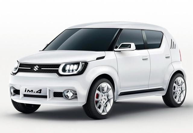 长安铃木将推全新小型SUV车型 可能为IGNIS高清图片