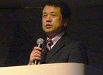 日产汽车公司高级副总裁 筱原稔