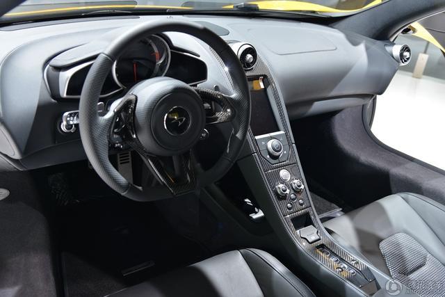 迈凯伦625C车展上市 售349.8万-381.8万元