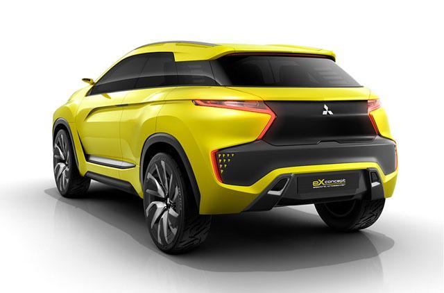 三菱上海车展阵容发布 两款概念车领衔