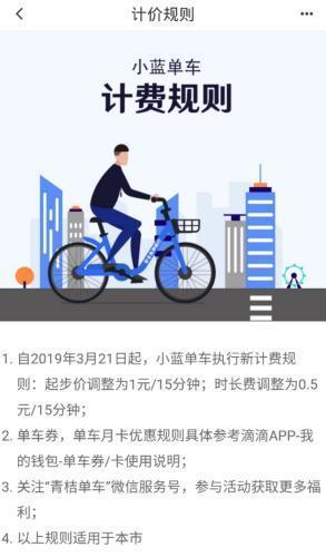 小藍單車漲價 會是共享單車的必經之路嗎?