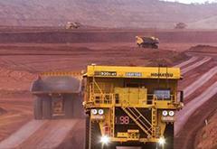澳大利亚矿区首次采用无人驾驶卡车