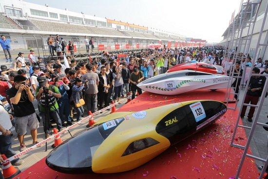 第七届Honda中国节能竞技大赛鸣锣开赛