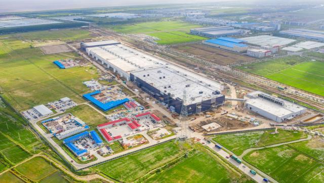 上海临港新片区揭牌 特斯拉工厂获首张综合验收