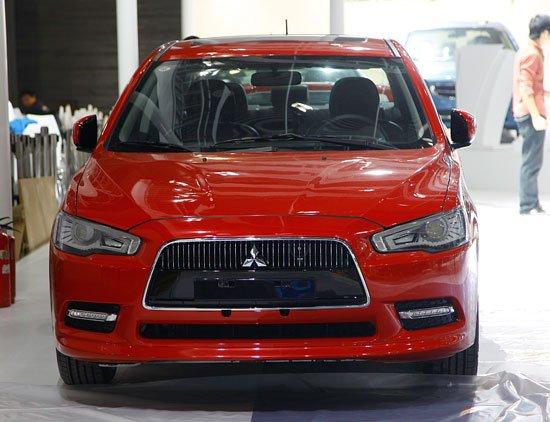 [新车解析]东南三菱改款翼神亮相广州车展