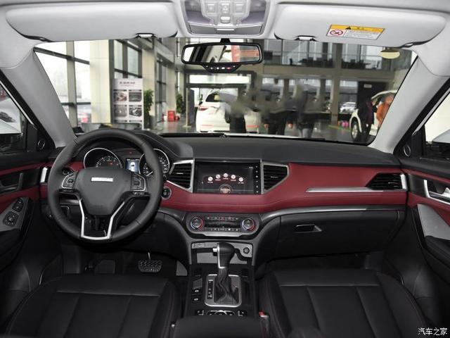 长城汽车 哈弗H6 Coupe 2019款 基本型