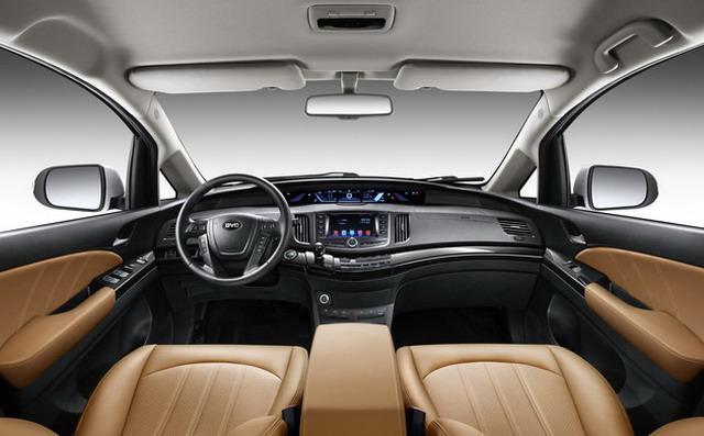 或二季度上市 比亚迪元EV 360官图发布