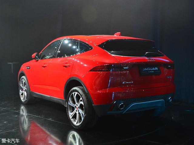 共推5款车型 国产捷豹E-PACE将于8月上市