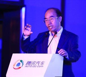 国家信息中心信息资源部主任徐长明
