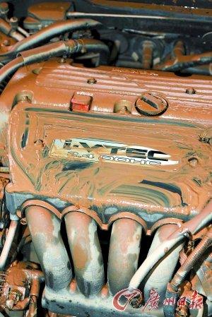 水浸车:维修量大 月底有2/3能修好