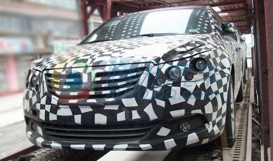 国内3款垂直换代新车前瞻 广州车展亮相