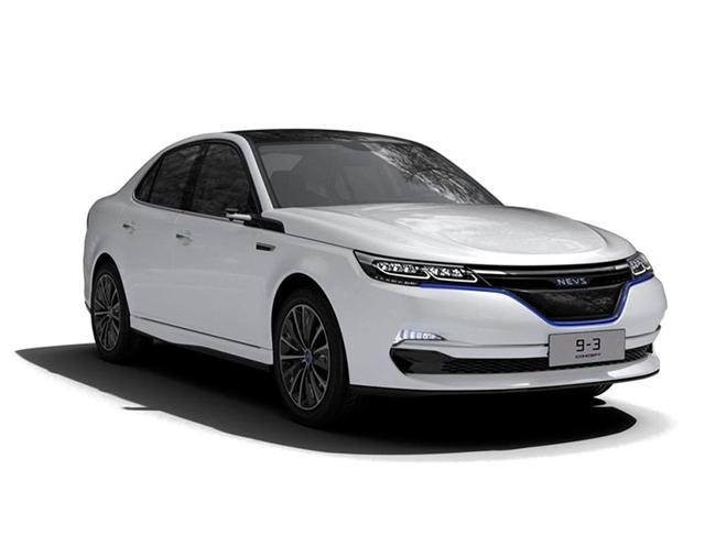 NEVS 9-3/9-3X概念车官图 天津量产/明年推