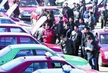 旧车置换 京城车市下一利润增长点