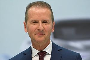 大众汽车集团CEO迪斯