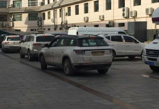 曝斯柯达全新SUV国内路试谍照 有7座版可选