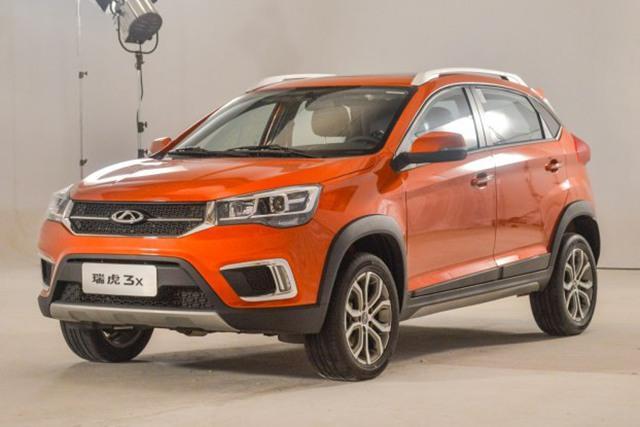 奇瑞瑞虎3xe估计9月上市 纯电动小型SUV