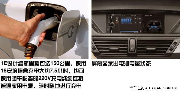 华晨宝马之诺第一款纯电动SUV试驾