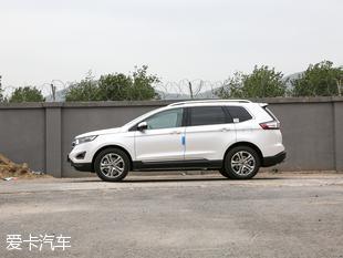 30万家用合资SUV 三款热门中型SUV对比